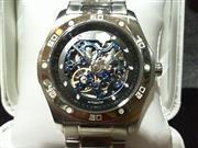ARMITRON SKELETOR WATCH 4406SV ARMITRON Gent's Wristwatch 20/4406SV